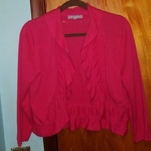 💧 Ny Collection cardigan pink nwt